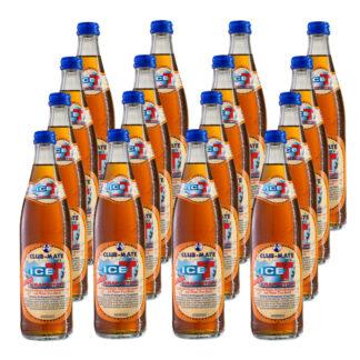 Club-mate ICE Tea Kraftstoff 16 Flaschen je 0,5l