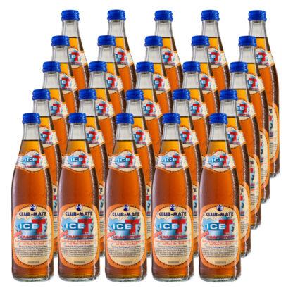 Club-mate ICE Tea Kraftstoff 25 Flaschen je 0,5l