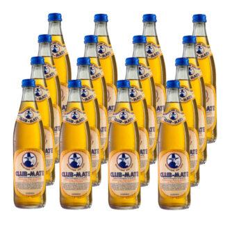 Club-mate das Original 16 Flaschen je 0,5l