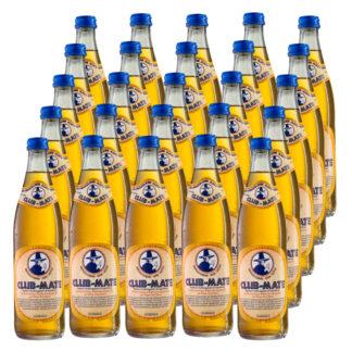 Club-mate das Original 25 Flaschen je 0,5l