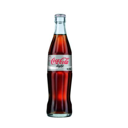 Coca Cola Light 0,33l Flasche