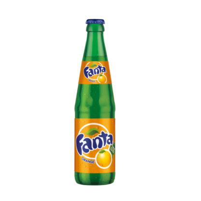 Fanta Orange 0,33l Flasche