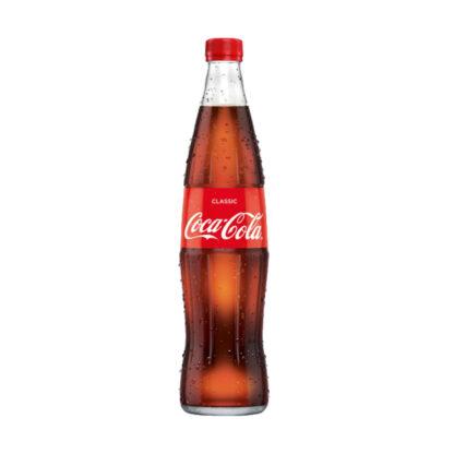 Coca Cola das Original 0,5l Flasche