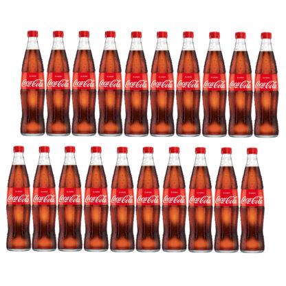Coca Cola das Original 20 Flaschen je 0,5l