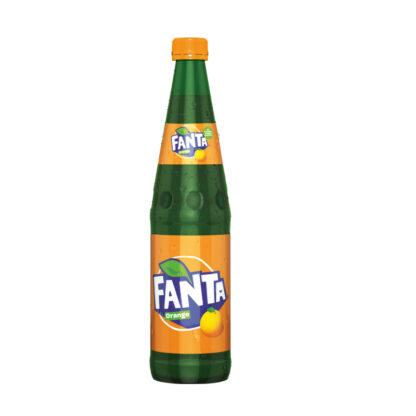 Fanta Orange 0,5l Flasche