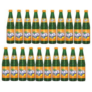 Fanta Orange 20 Flaschen je 0,5l