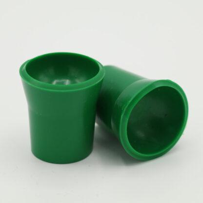 Ballaufheber Sauger für Minigolfbälle 2 Stück, grün