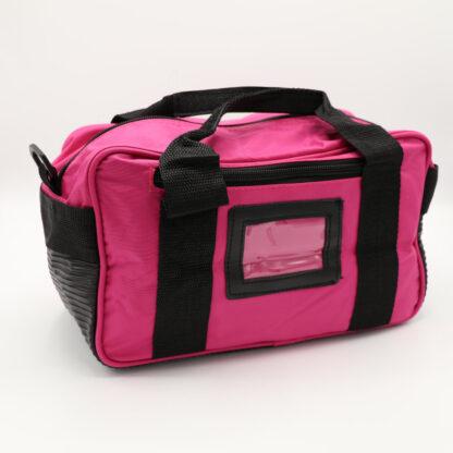 Minigolf Balltasche Thermobag rosa - 1