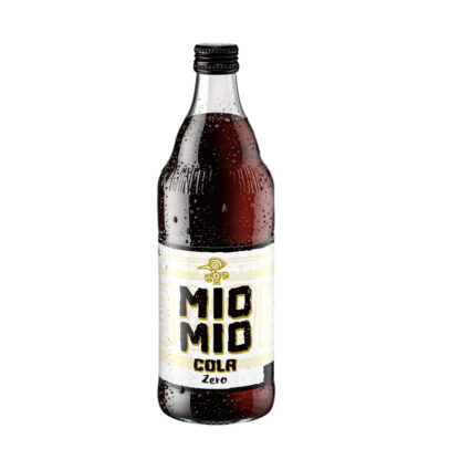 Mio Mio Cola Zero 0,5l Flasche