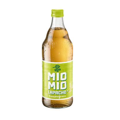 Mio Mio Lapacho Lemongrass 0,5l Flasche
