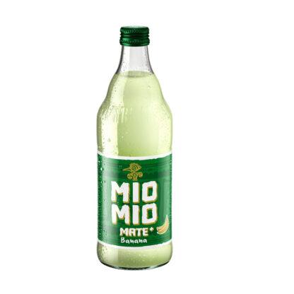 Mio Mio Mate Banana 0,5l Flasche