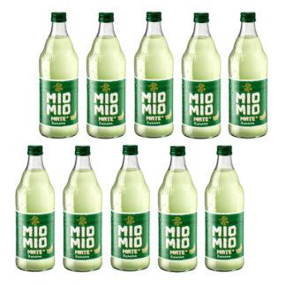 Mio Mio Mate Banana 10 Flaschen je 0,5l