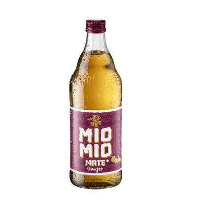 Mio Mio Mate Ginger 0,5l Flasche
