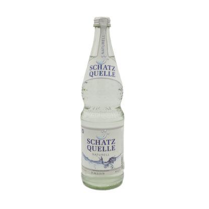 Schatzquelle naturell Mineralwasser 0,7l Flasche