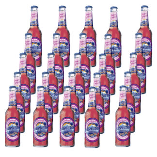 Trade Islands Iced Tea Pomegranate 25 Flaschen je 0,33l