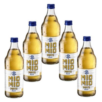 Mio Mio Mate Zero 5 Flaschen je 0,5l