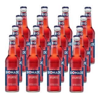 Bionade Holunder 16 Flaschen je 0,33l