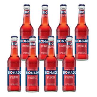 Bionade Holunder 8 Flaschen je 0,33l