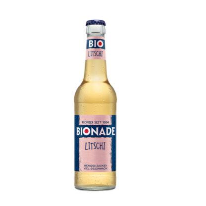 Bionade Litschi 0,33l Flasche