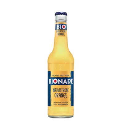 Bionade Naturtrübe-Orange 0,33l Flasche