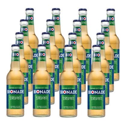 Bionade Streuobst 16 Flaschen je 0,33l