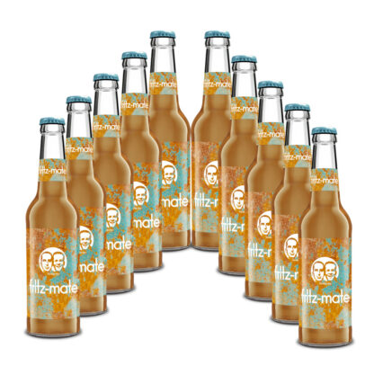 fritz-mate 10 Flaschen je 0,33l