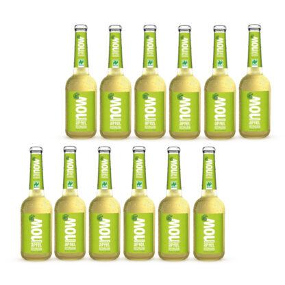 Now Apfel Rosmarin Bio Limonade by Lammsbräu 12 Flaschen