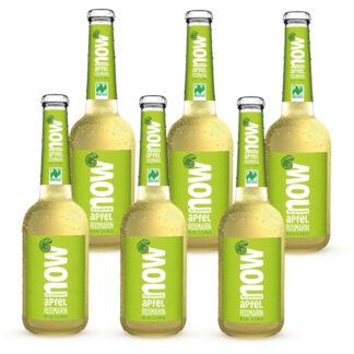 Now Apfel Rosmarin Bio Limonade by Lammsbräu 6 Flaschen