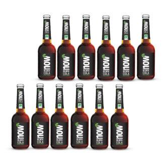 Now Black Cola Bio Limonade by Lammsbräu 12 Flaschen