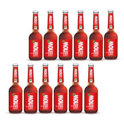 Now Red Berry Bio Limonade by Lammsbräu 12 Flaschen