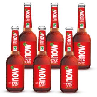 Now Red Berry Bio Limonade by Lammsbräu 6 Flaschen