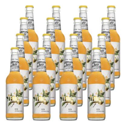 Elephant Bay Ice Tea Lemon 16 Flaschen je 0,33l
