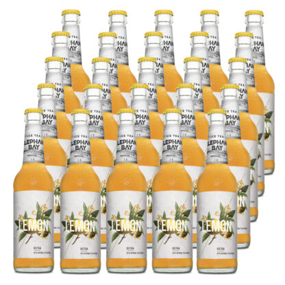 Elephant Bay Ice Tea Lemon 25 Flaschen je 0,33l