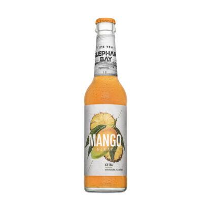 Elephant Bay Ice Tea Mango Pineapple 0,33l Glasflasche
