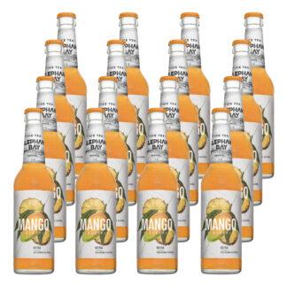 Elephant Bay Ice Tea Mango Pineapple 16 Flaschen je 0,33l