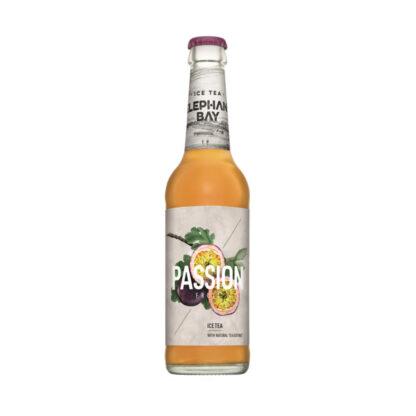 Elephant Bay Ice Tea Passionfruit 0,33l Glasflasche