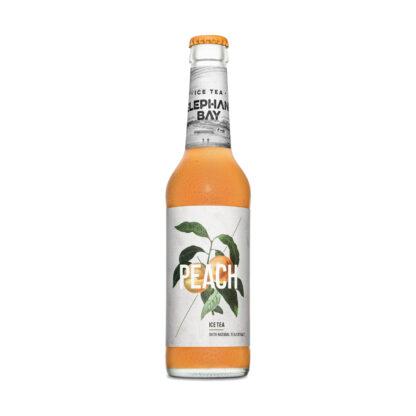 Elephant Bay Ice Tea Peach 0,33l Glasflasche