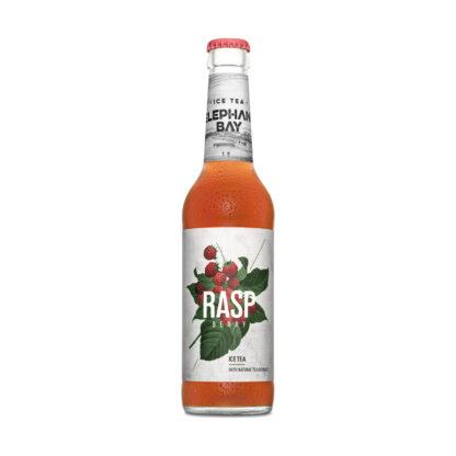Elephant Bay Ice Tea Raspberry 0,33l Glasflasche